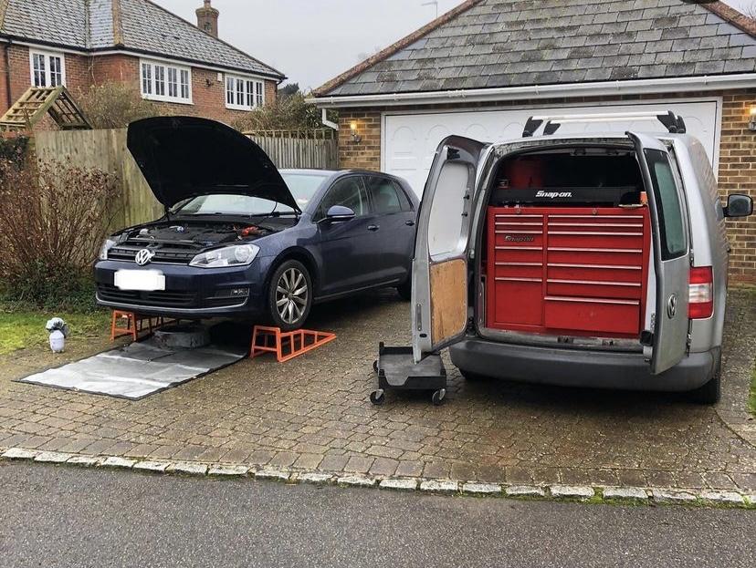 Mobile car repairs ayleabury